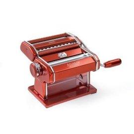 Harold Import Company Inc. HIC Atlas 150 Pasta Machine Red