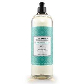 Caldrea Caldrea 16oz Dish Soap Pear Blossom Agave