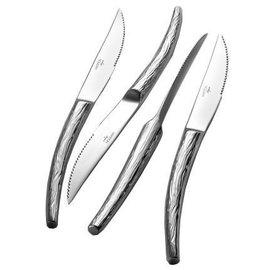 Hampton Forge Ltd Hampton Forge Argent Willow 4 pc Steak Knife 4 pc Set w/ Storage Case CLOSEOUT