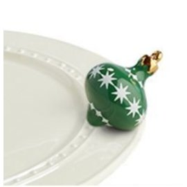 Nora Fleming Nora Fleming Mini Trim the Tree green ornament