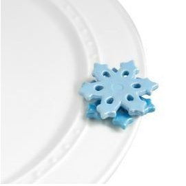 Nora Fleming Nora Fleming Mini No Two Alike! snowflake