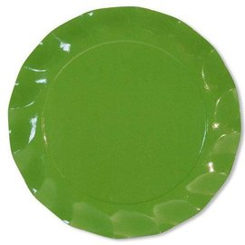Sophistiplate Sophistiplate Petalo Charger Plates Green Meadow