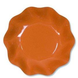 Sophistiplate Sophistiplate Petalo Deep Bowls Orange