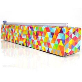 Chic Wrap Chic Wrap Plastic Wrap Dispenser Triangle