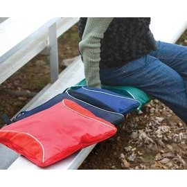 Oak & Olive (formerly Picnic Plus) Oak & Olive Fleece Blanket Cushion Red