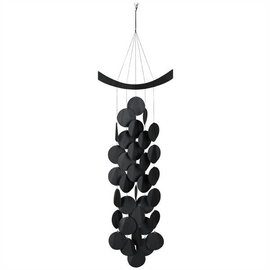Woodstock Chimes Woodstock Moonlight Waves Wind Chime Midnight CLOSEOUT