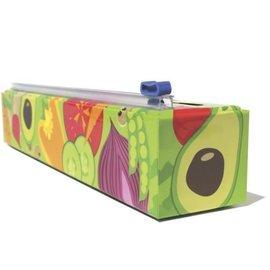 Chic Wrap Chic Wrap Plastic Wrap Dispenser Veggies