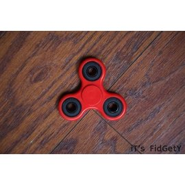 iT's FidGetY iTs FidGetY Spinner Red CLOSEOUT