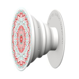 PopSockets PopSockets Aztec Mandala Red