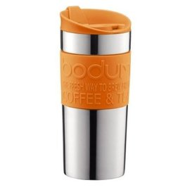 Bodum Bodum Travel Mug 12 oz Orange