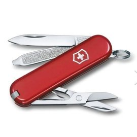 Victorinox Swiss Army Classic SD Knife 58mm Ruby