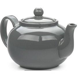 RSVP RSVP Stoneware Teapot Grey