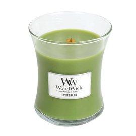 Virginia Gift Brands WoodWick Candle Medium Evergreen