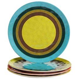 Certified International Certified International Sedona Melamine Dinner Plate 11 inch Assorted