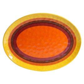 Certified International Certified International Sedona Melamine Oval Platter 18x13.5 inch