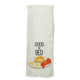 Twisted Wares Twisted Wares Hang Tight Flour Sack Towel Good in Bed
