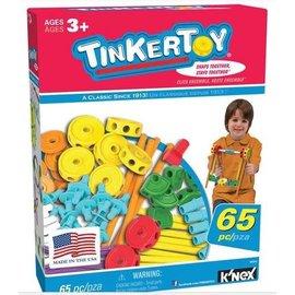 K'NEX Tinkertoy 65 pc Essentials Value Set