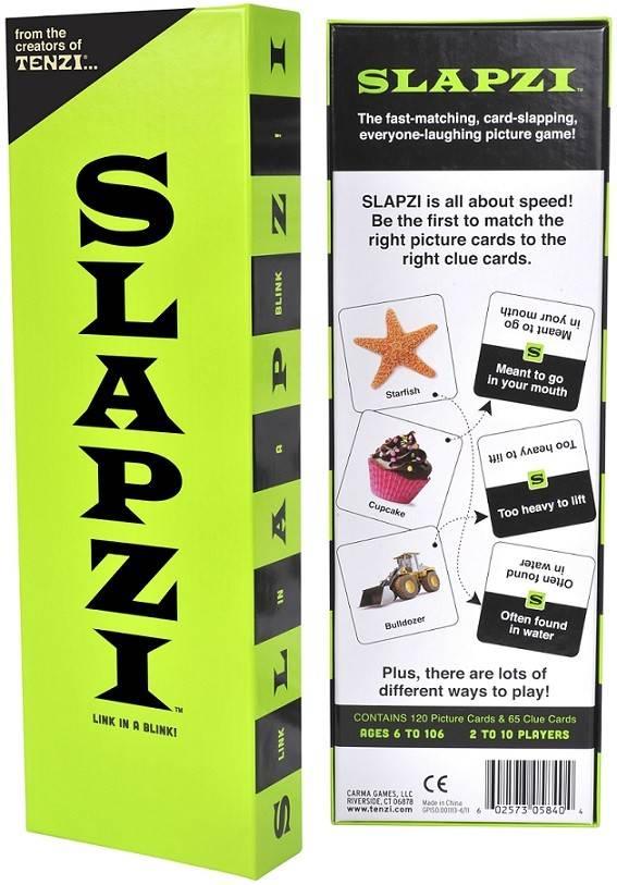 Tenzi Slapzi Card Game - Murphy\'s Department Store