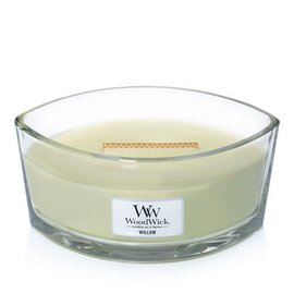 Virginia Gift Brands WoodWick Candle Hearthwick Large Willow