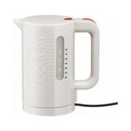 Bodum Bodum Bistro Electric Water Kettle 17 oz White
