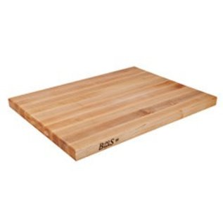 Boos Blocks(John Boos & Co.) Boos Block R-Board Reversible Cutting Board Maple 18 x 12 x 1.5 inch
