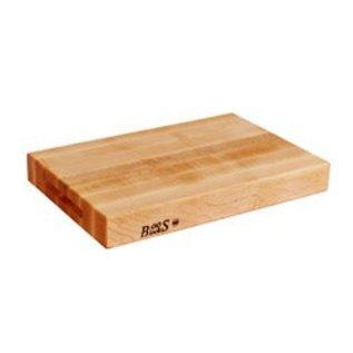 Boos Blocks(John Boos & Co.) Boos Block RA-Board Reversible Cutting Board w Grips Maple 24 x 18 x 2.25 inch