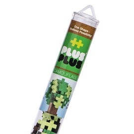 Plus-Plus USA Plus-Plus Tube Camouflage Mix
