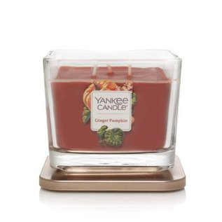 Yankee Candle Co. Yankee Candle Co. Elevation Collection Medium Ginger Pumpkin