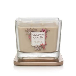 Yankee Candle Co. Yankee Candle Co. Elevation Collection Medium Velvet Woods
