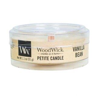 Virginia Gift Brands WoodWick Candle Petite Vanilla Bean