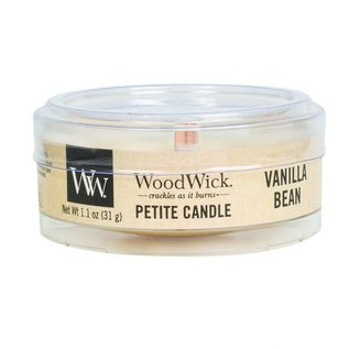 Virginia Gift Brands WoodWick Petite Candle Vanilla Bean