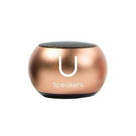 Fashionit Fashionit U Speaker Mini Rose Gold