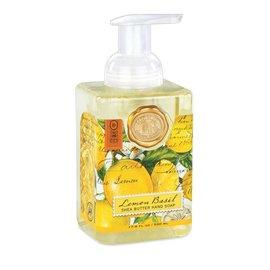 Michel Design Works Michel Design Works Foaming Hand Soap Lemon Basil