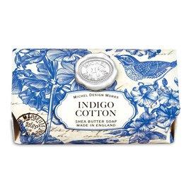 Michel Design Works Michel Design Works Bath Soap Bar Indigo Cotton
