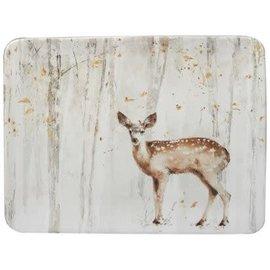 Certified International Certified International A Woodland Walk Rectangular Platter 16x12 inch