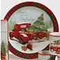 Certified International Certified International Home For Christmas Round Platter 13 inch
