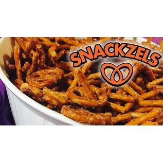 Snackzels Snackzels Jalapeno Nacho Flavored Pretzels MIO