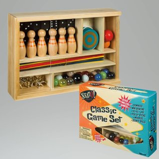 Toysmith Toysmith NeatO! Classic Game Set