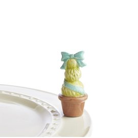 Nora Fleming Nora Fleming Mini Garden Of Joy topiary - blue