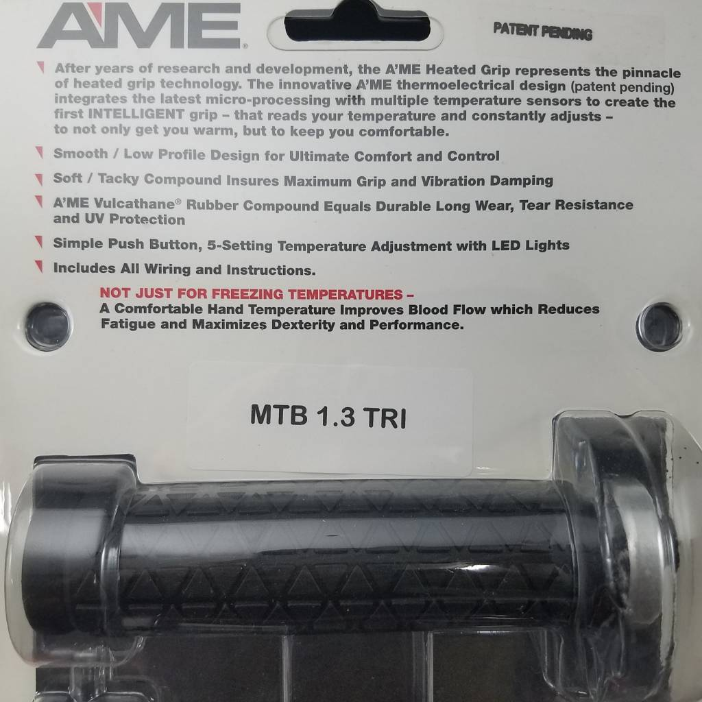 AME Heated Grip