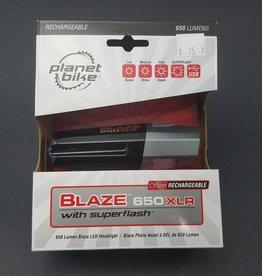 LIGHT PB FRT BLAZE 650 XLR