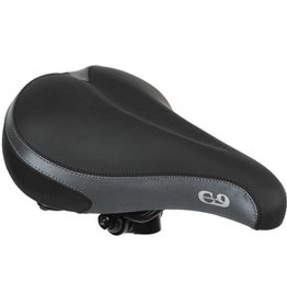 CLOUD-9 SADDLE C9 COMFORT WEB SPRING SOFT TOUCH VINYL WR BK