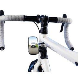 Bike-Eye Bike-Eye Frame Mount Mirror: Wide
