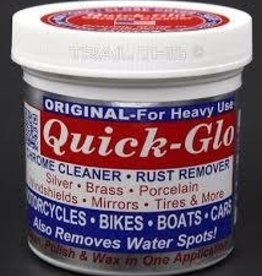 QUICKWAY BRANDS CLEANER CHROME QUICK GLO -8oz ORIGINAL
