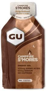 GU Energy Gel Smores Idividual