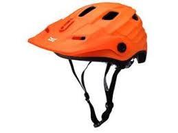Maya Helmet Sld Mat Org L/XL