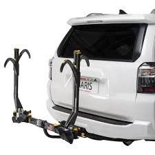 SARIS     4025F FREEDOM SUPERCLAMP-EX 2-BIKE HITCH RACK BLK