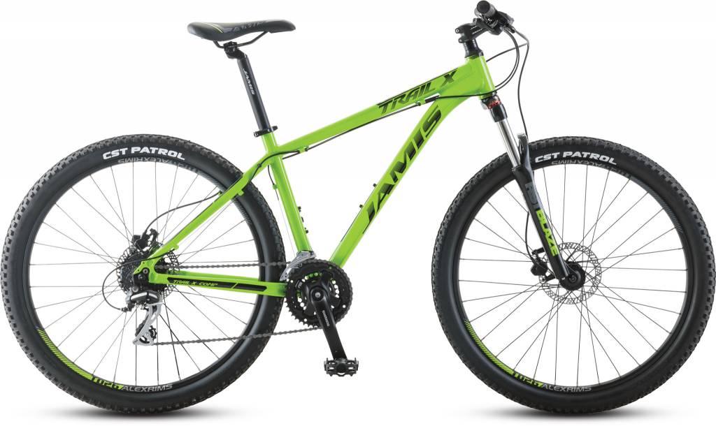 Trail X Comp 2017 17 Pure Lime
