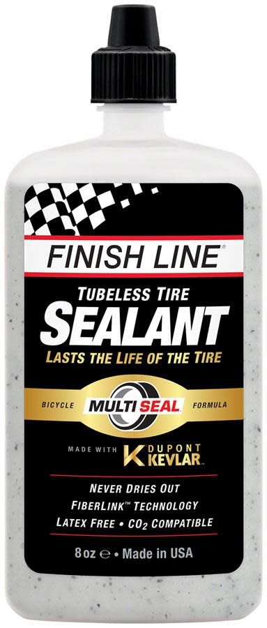 TIRE SEALER F-L TUBELESS SEALANT 8oz 8/cs