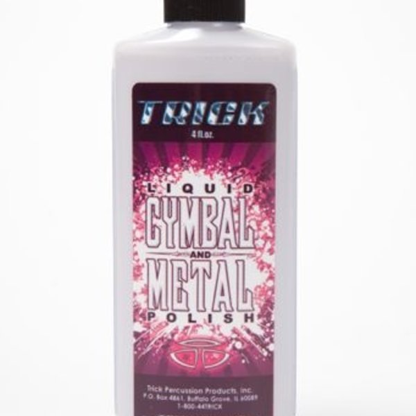 Trick Drums Cymbal Polish